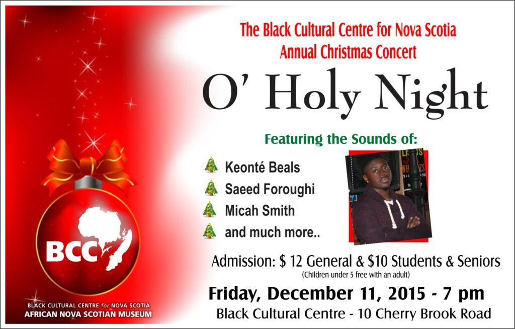 BCC Christmas Concert