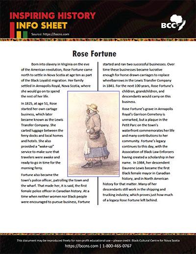 Rose-Fortune