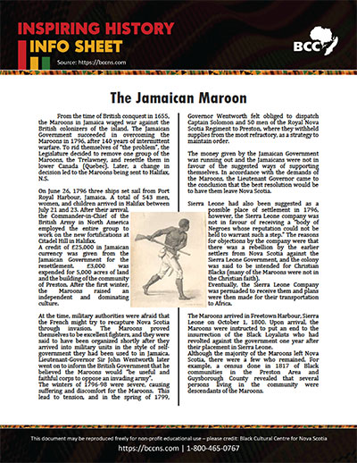 The-Jamaican-Maroon
